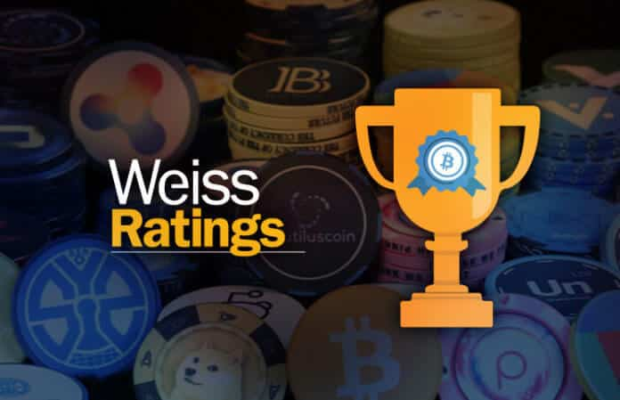Crypto Financial Rating Agency Weiss Ratings
