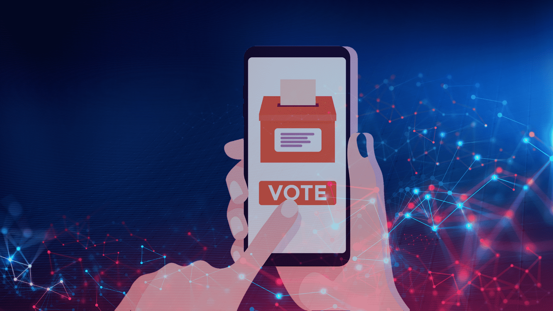 Engineering Students Win First Place in Hexathon for Blockchain-based Online Voting System Project