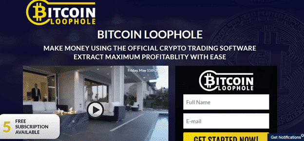 Bitcoin Loophole Review – Trading Platform