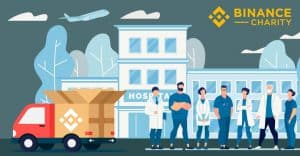 Binance Charity Donates Thousands of PPE Kits in COVID-19 Pandemic