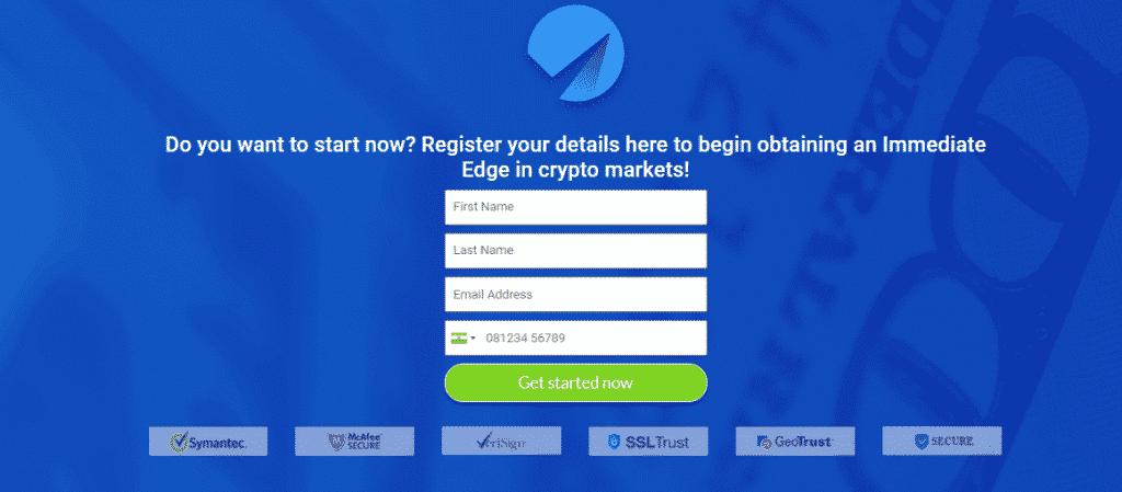 Immediate Edge Review - Open an Account