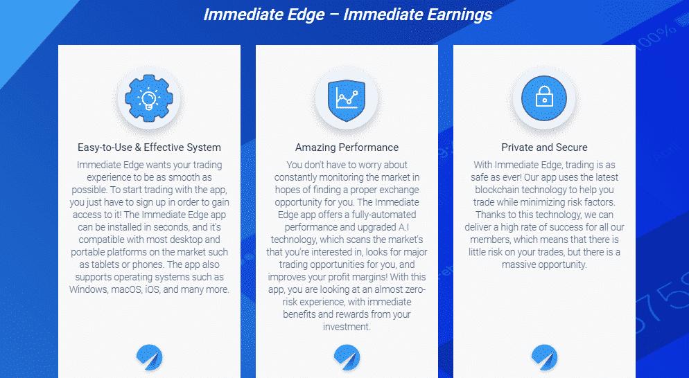 Immediate Edge Reviews - Benefits