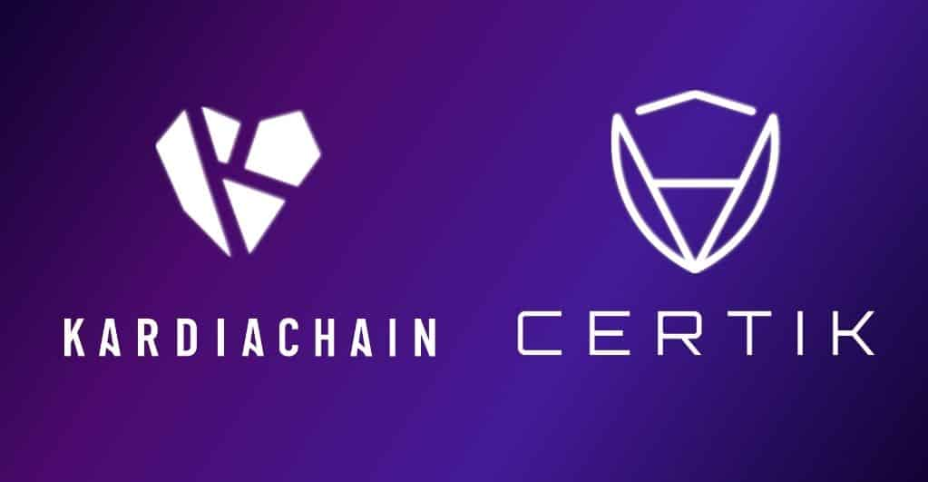 KardiaChain's Enterprise Solution Platform is Now Audited with CertiK