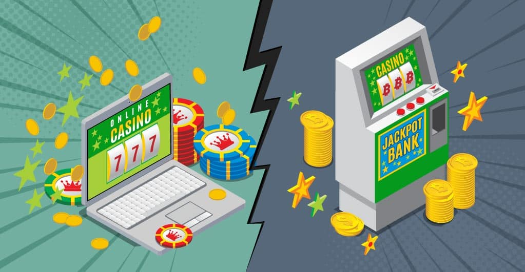 Difference Between Bitcoin Casino and Regular Online Casino
