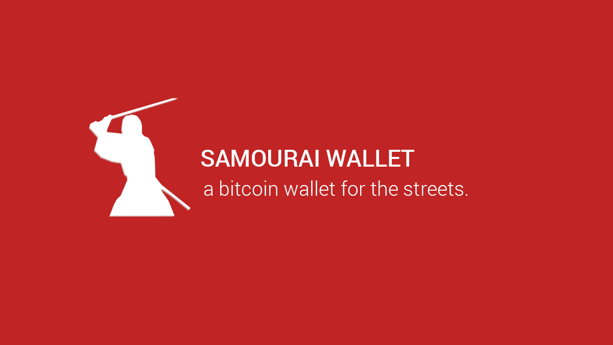 Samourai Wallet