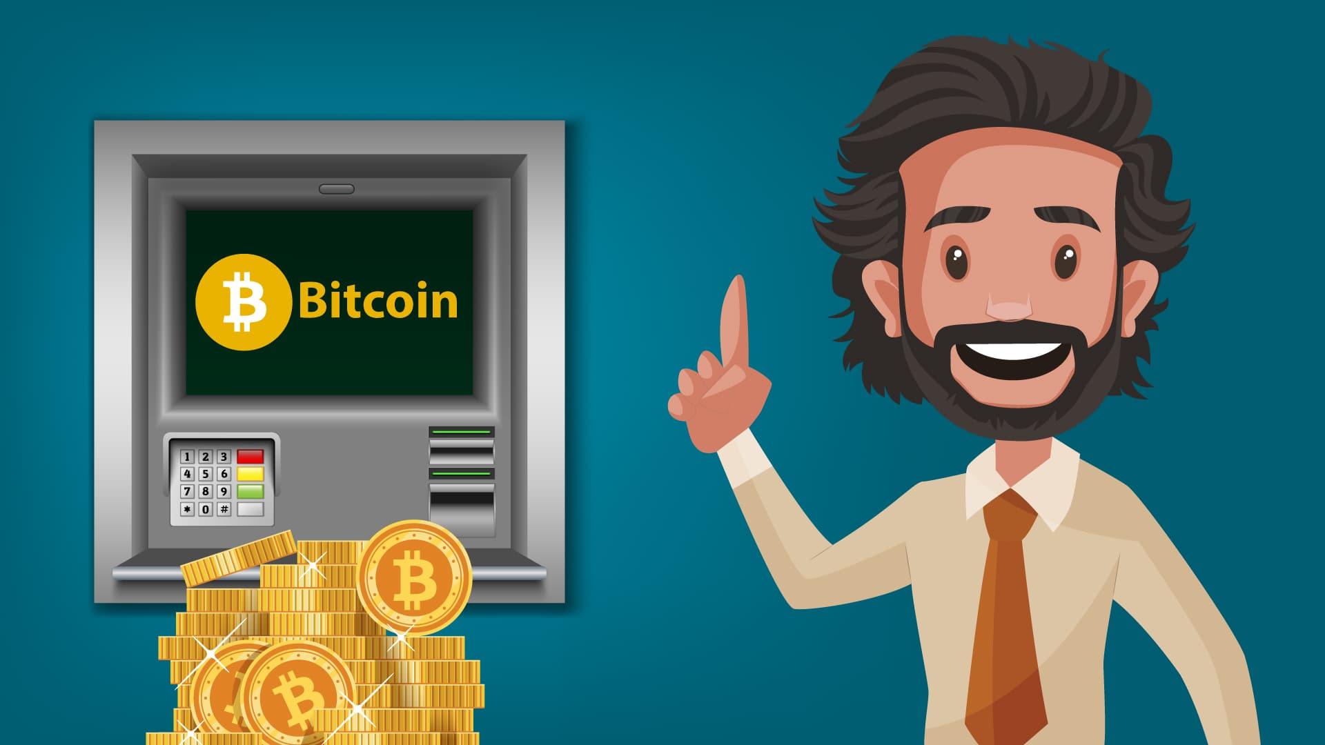 Bitcoin ATM Market Set to Grow Between 2021-2025