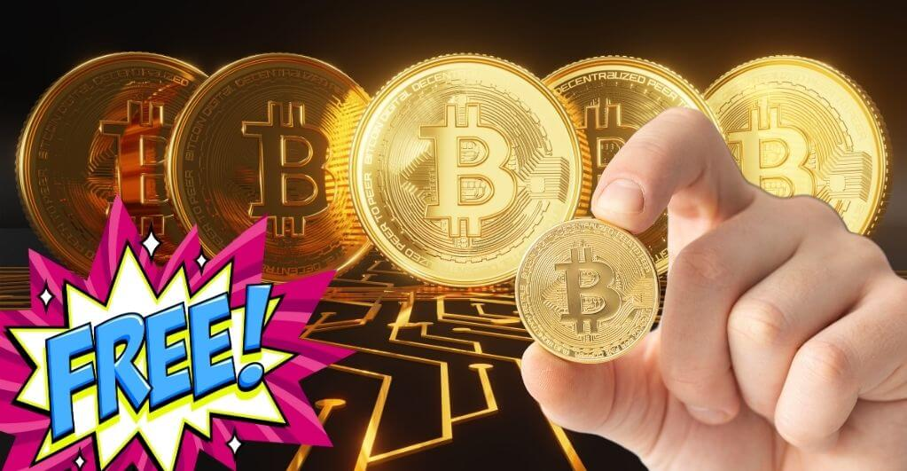 How To Get or Earn Free Bitcoins