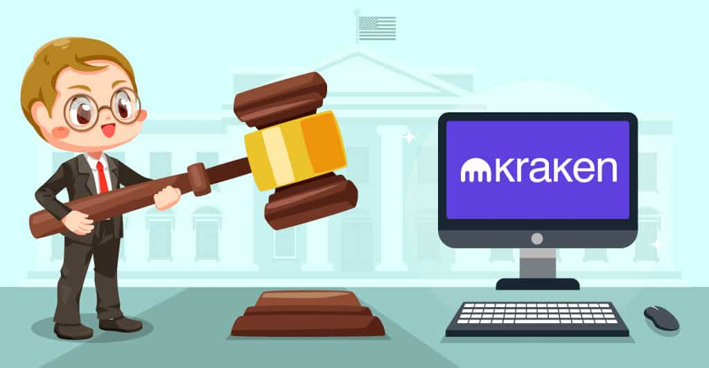US Court Approves IRS for Clients' Data on Kraken