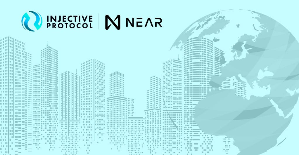 Injective Announces Integration With Near Protocol