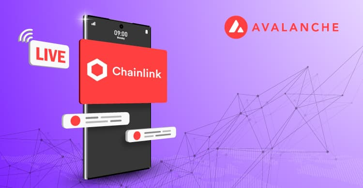Chainlink Price Feeds Launched on Avalanche
