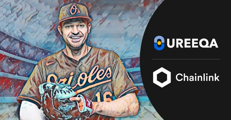 Trey Mancini to Use Chainlink & Ureeqa for Cancer Research