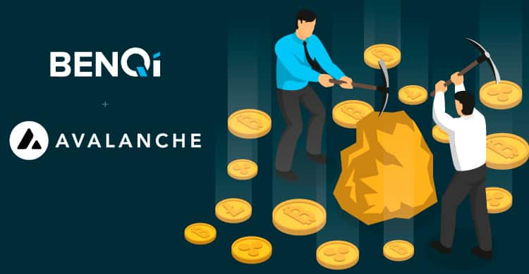 Avalanche and Benqi Partner for Liquidity Mining Initiative