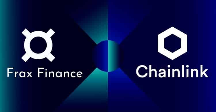 FRAX Integrates With Chainlink Price Feeds for Secured Dealings