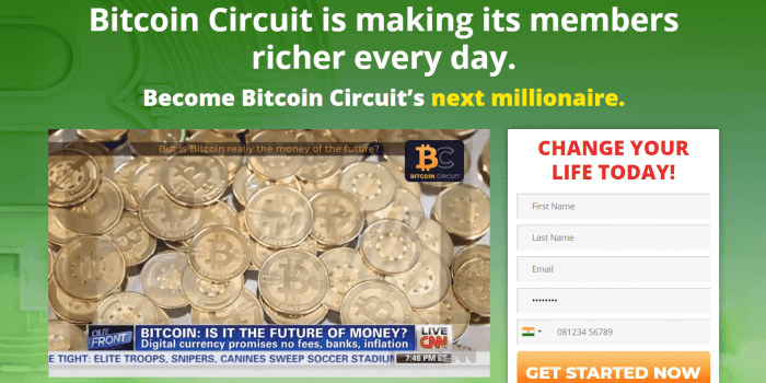 Bitcoin Circuit Review - Best Automated trading Bot
