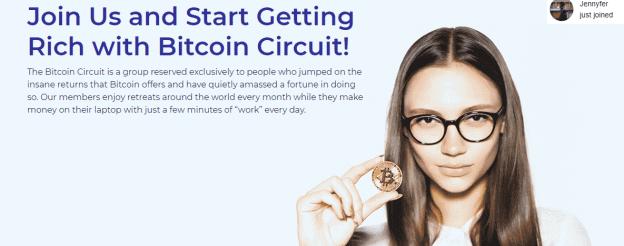 Bitcoin Circuit Reviews - Join us